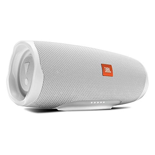 Bluetooth Box Jbl Charge 3 Bestseller 2020: JBL Charge 4 Bluetooth-Lautsprecher in Weiß, Wasserfeste, portable Boombox mit integrierter Powerbank, Mit nur einer Akku-Ladung bis zu 20 Stunden kabellos Musik streamen