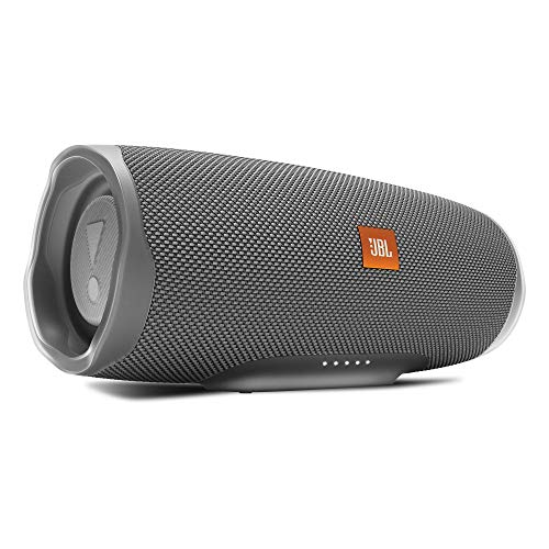 Bluetooth Box Jbl Charge 3 Bestseller 2020: JBL Charge 4 Bluetooth-Lautsprecher in Grau, Wasserfeste, portable Boombox mit integrierter Powerbank, Mit nur einer Akku-Ladung bis zu 20 Stunden kabellos Musik streamen