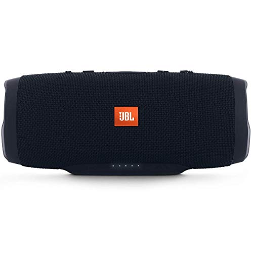 Bluetooth Box Jbl Charge 3 Bestseller 2020: JBL Charge 3 Stealth Edition Bluetooth-Lautsprecher (Wasserfeste, portable Boombox mit integrierter Powerbank, mit nur einer Akku-Ladung bis zu 20 Stunden kabellos Musik streamen) stealth