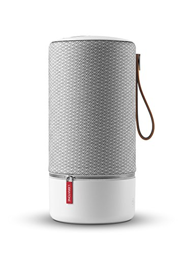 Bluetooth Lautsprecher Libratone Bestseller 2019: Libratone ZIPP Wireless Multiroom Lautsprecher (360° Sound, WiFi, AirPlay 2, Bluetooth, 10h Akku) Cloudy Grau