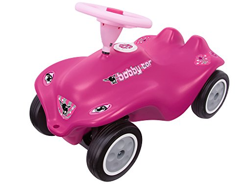 Bobby Car Bestseller 2020: BIG 800056164 - New-Bobby-Car Rockstar Girl