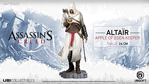 Figuren Bestseller 2020: Assassin's Creed - Altair Apple Of Eden Figur [24 cm]