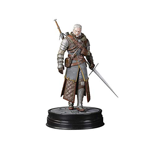 Figuren Bestseller 2020: Dark Horse The Witcher 3: Wild Hunt - Geralt von Riva Statue