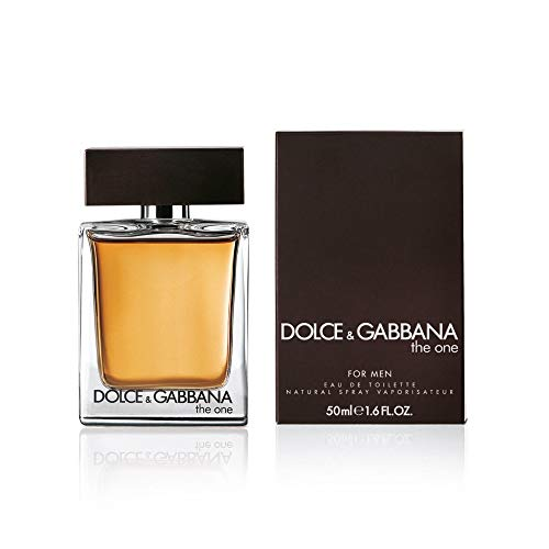Herren Parfum Angebote Bestseller 2021: Dolce & Gabbana The One homme / men, Eau de Toilette, Vaporisateur / Spray, 50 ml