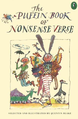 Hugge Buch Bestseller 2021: The Puffin Book of Nonsense Verse (Puffin poetry)