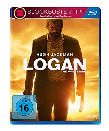 Logan Bestseller 2019: Logan - The Wolverine [Blu-ray]