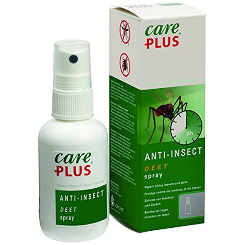 Mückenspray Bestseller 2020: Care Plus 32933 Spray, transparent, 200 ml