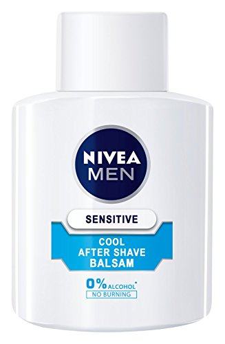 Natural 7 After Shave Balsam Bestseller 2020: Nivea Men Sensitive Cool Aftershave Balsam, 1er Pack, 1 x 100ml