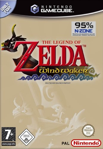 Nintendo Gamecube Spiele Bestseller 2020: The Legend of Zelda - The Wind Waker