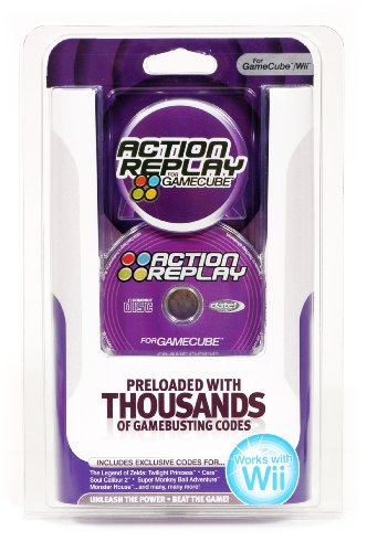 Nintendo Gamecube Spiele Bestseller 2019: Wii Gamecube Action Replay (Wii compatible)
