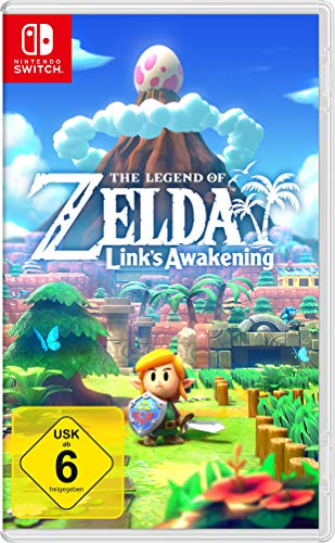 Zelda Breath Of The Wild Bestseller 2020: The Legend of Zelda: Link's Awakening [Nintendo Switch]