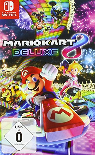 Switch Spiele Bestseller 2019: Mario Kart 8 Deluxe [Nintendo Switch]