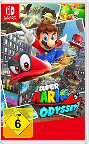 Switch Spiele Bestseller 2019: Super Mario Odyssey [Nintendo Switch]