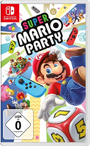 Super Mario Bestseller 2020: Super Mario Party - [Nintendo Switch]