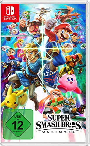 Switch Spiele Bestseller 2019: Super Smash Bros. Ultimate - [Nintendo Switch]