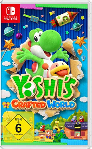 Switch Spiele Bestseller 2019: Yoshi's Crafted World - [Nintendo Switch]