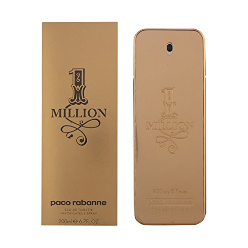 One Million Herren 200ml Bestseller 2020: PACO RABANNE 1 MILLION EDT 200 ML VP