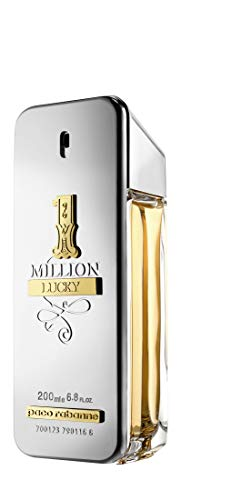 One Million Herren 200ml Bestseller 2020: Paco Rabanne One Million Lucky Eau de toilette for Men  - 200 ml