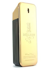 One Million Herren 200ml Bestseller 2020: Paco Rabanne One Million 1 Million Eau de Toilette 200ml