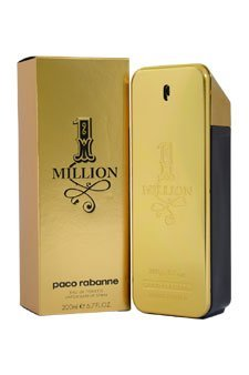 One Million Herren 200ml Bestseller 2020: Paco Rabanne 1 Million Eau De Toilette 200 ml (man)