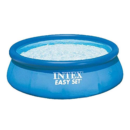 Swimmingpool Komplettset Bestseller 2020: Intex Easy Set Pool - Aufstellpool - Ø 305 x 76 cm - Mit Filteranlage