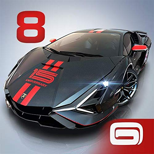 Autos Spiele Bestseller 2021: Asphalt 8: Airborne: Fun Real Car Racing Game