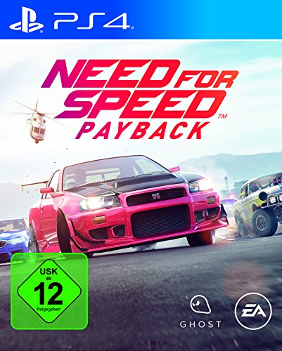 Rennspiel Bestseller 2019: Need for Speed - Payback - [PlayStation 4]