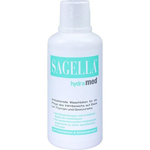 Sagella Sensitive Balsam Bestseller 2020: Sagella hydramed Intimwaschlotion 500 ml