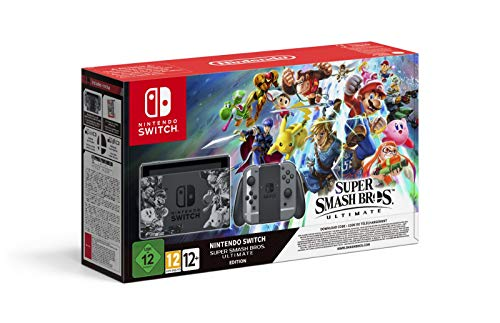 Seitch Bestseller 2019: Nintendo Switch Super Smash Bros. Ultimate-Edition