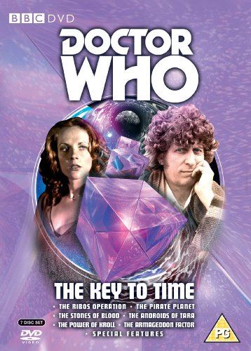 Sensoren Bestseller 2021: Doctor Who - The Key to Time Box Set: Ribos Operation / Pirate Planet / Stones of Blood / Androids of Tara / Power of Kroll / Armageddon Factor [7 DVDs] [UK Import]