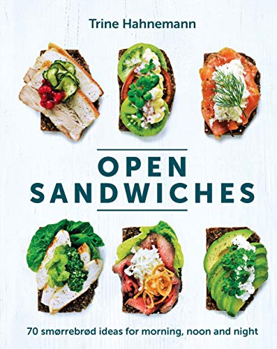 Smörrebröd Bestseller 2020: Open Sandwiches: 70 smorrebrod ideas for morning, noon and night