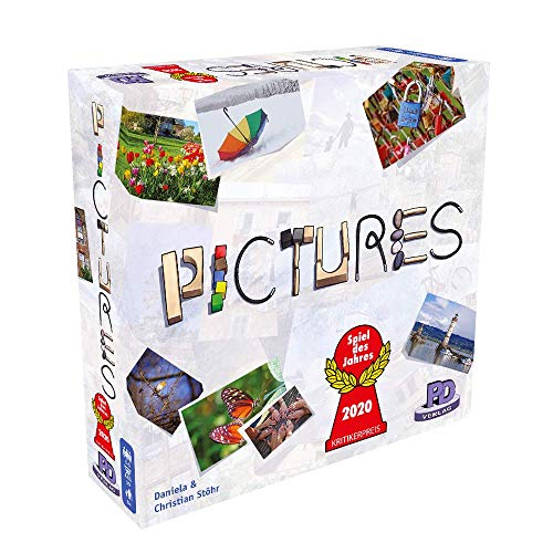 Spiele Bestseller 2021: Pictures