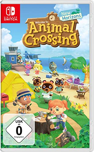Nintendo Switch Spiele Bestseller 2021: Animal Crossing: New Horizons [Nintendo Switch]