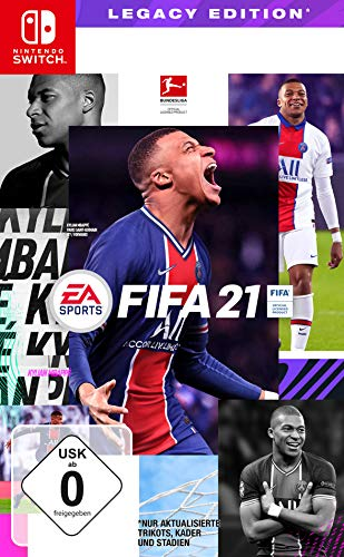 Nintendo Switch Spiele Bestseller 2021: FIFA 21 - [Nintendo Switch]