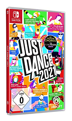 Nintendo Switch Spiele Bestseller 2021: Just Dance 2021 - [Nintendo Switch]