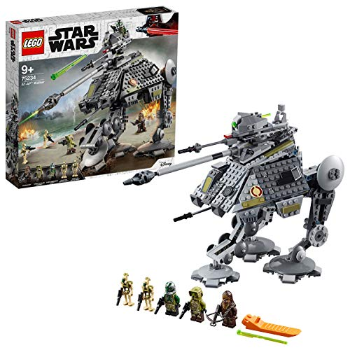 Star Wars Droiden Bestseller 2020: LEGO Star Wars 75234 - AT-AP Walker