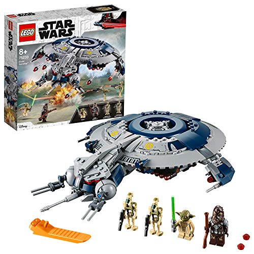 Star Wars Droiden Bestseller 2020: LEGO Star Wars 75233 - Droid Gunship