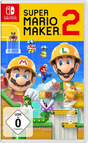 Super Mario Bestseller 2020: Super Mario Maker 2 - Standard Edition [Nintendo Switch]