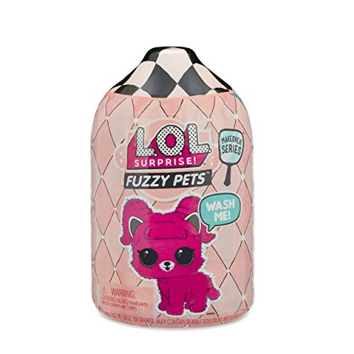 Surprise Bestseller 2020: L.O.L. Surprise Fuzzy Pets- Makeover Series 1A