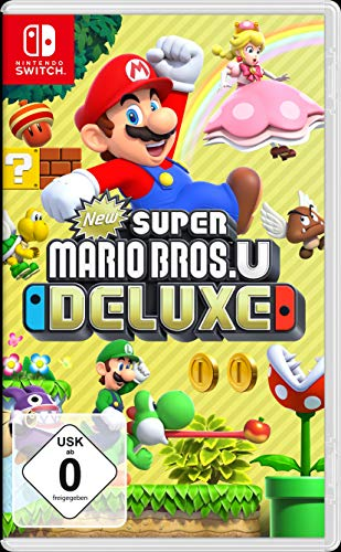 Super Mario Bestseller 2020: New Super Mario Bros. U Deluxe - [Nintendo Switch]