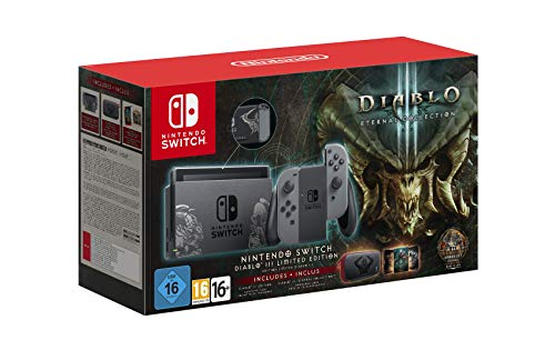 Switch Bestseller 2019: Nintendo Switch Diablo III Limited Edition
