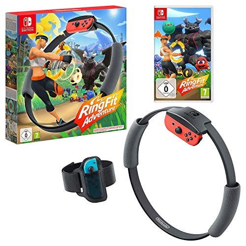 Intendo Switch Bestseller 2020: Ring Fit Adventure - [Nintendo Switch]