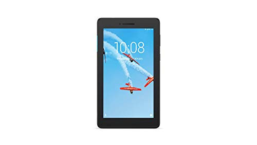 Tablet Bestseller 2019: Lenovo Tab E7 17,7 cm (7,0 Zoll WSVGA Touch) Tablet-PC (Mediatek MT8167A Quad-Core, 1GB RAM, 8GB eMCP, Wi-Fi, Android 8.0) schwarz