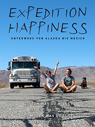 Weltreise Bestseller 2019: Expedition Happiness