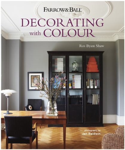 Wohnideen Bestseller 2020: Farrow and Ball: Decorating with Colour
