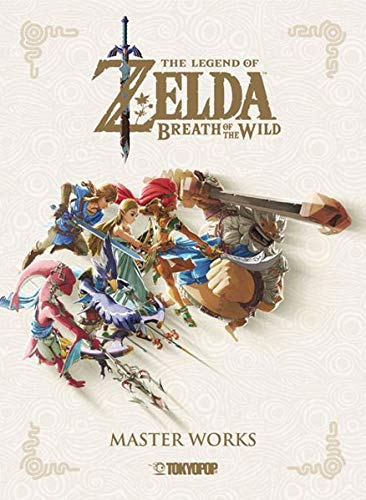 Zelda Breath Of The Wild Bestseller 2020: The Legend of Zelda - Breath of the Wild: Master Works