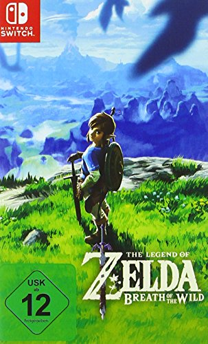 Zelda Breath Of The Wild Bestseller 2020: The Legend of Zelda: Breath of the Wild [Nintendo Switch]